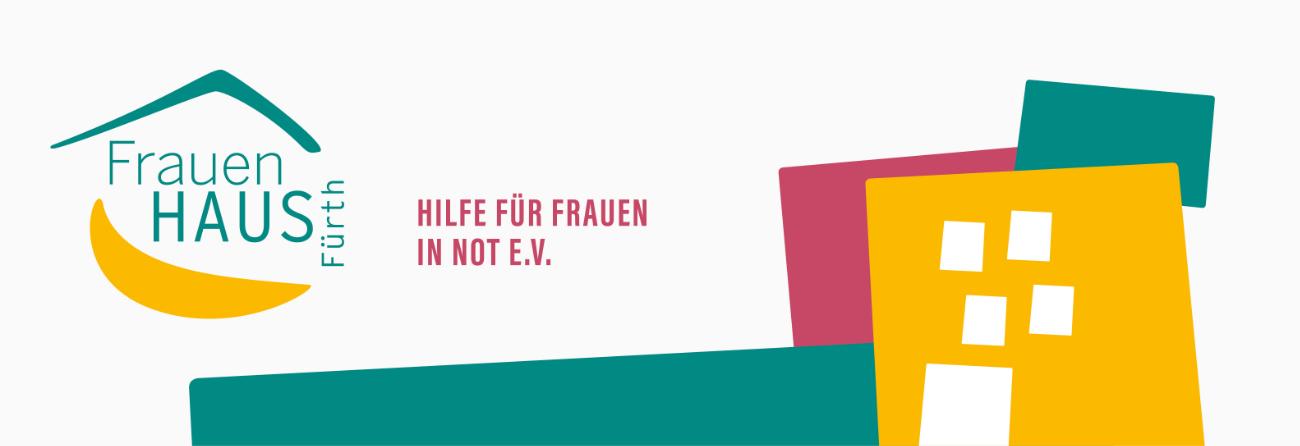 Frauenhaus Fürth Logo Header