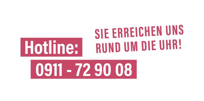 Hotline Frauenhaus Fürth